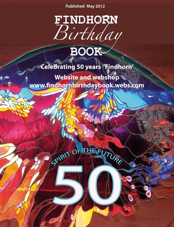 Findhorn Birthday Book poster