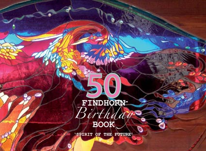 Findhorn Birthday Book- front cover